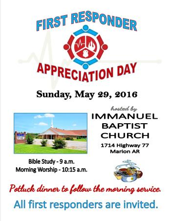 IBC First Responders 5-29-16